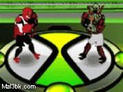 العاب ملاكمة بن تن الكائنات الفضائية 2015 - لعبة ملاكمة بن تن الكائنات الفضائية 2016