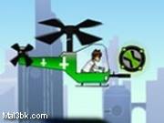 العاب طائرة هيلوكبتر بن 10 2015 - لعبة طائرة هيلوكبتر بن 10 2016