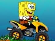 العاب دباب سبونج بوب ATV 2015 - لعبة دباب سبونج بوب ATV 2016
