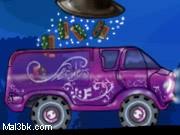 العاب سيارة توصيل الورود 2015 - لعبة سيارة توصيل الورود 2016