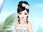 العاب تلبيس ملابس الزفاف 2015 - لعبة تلبيس ملابس الزفاف 2016