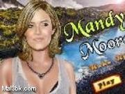العاب مكياج ماندي مور 2015 - لعبة مكياج ماندي مور 2016