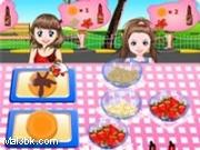 العاب مطعم فطائر الاطفال الصغار 2015 - لعبة مطعم فطائر الاطفال الصغار 2016