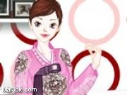 العاب تلبيس ملابس كورية 2015 - لعبة تلبيس ملابس كورية 2016
