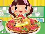 العاب طبخ بيتزا البنت الصغيرة 2015 - لعبة طبخ بيتزا البنت الصغيرة 2016