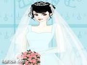 العاب تلبيس وتلوين العروسة 2015 - لعبة تلبيس وتلوين العروسة 2016