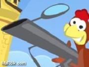 العاب حرب الدجاج 2015 - لعبة حرب الدجاج 2016
