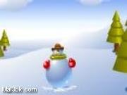 العاب الثلج 2015 - لعبة الثلج 2016
