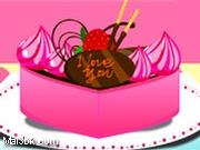 العاب تزيين الكيكة الحلوة 2015 - لعبة تزيين الكيكة الحلوة 2016