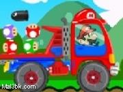 العاب شاحنة سوبر ماريو 2015 - لعبة شاحنة سوبر ماريو 2016