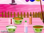 العاب طبخ كرات الحلوى الهندية 2015 - لعبة طبخ كرات الحلوى الهندية 2016