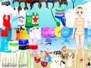العاب ملابس الشاطئ 2015 - لعبة ملابس الشاطئ 2016