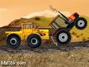 العاب جرار المعدات الثقيلة 2015 - لعبة جرار المعدات الثقيلة 2016