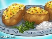 العاب طهي البطاطس في الفرن 2015 - لعبة طهي البطاطس في الفرن 2016
