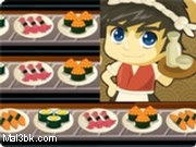 العاب طباخ السوشي 2015 - لعبة طباخ السوشي 2016