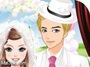 العاب تلبيس ومكياج العروسة والعريس 2015 - لعبة تلبيس ومكياج العروسة والعريس 2016