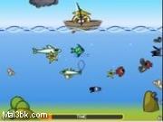 العاب صيد السمك 2015 - لعبة صيد السمك 2016
