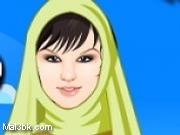 العاب تلبيس بنات اسلامية 2015 - لعبة تلبيس بنات اسلامية 2016