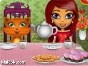 العاب تقديم الشاي للضيوف 2015 - لعبة تقديم الشاي للضيوف 2016