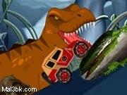 العاب سيارة الحديقة الجوراسية و الديناصورات 2015 - لعبة سيارة الحديقة الجوراسية و الديناصورات 2016