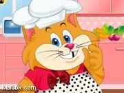العاب تلبيس القط الطباخ 2015 - لعبة تلبيس القط الطباخ 2016