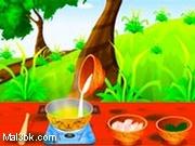 العاب طبخ الدجاج بالخضار التايلندية 2015 - لعبة طبخ الدجاج بالخضار التايلندية 2016
