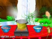 العاب طبخ شوربة المعكرونة بالدجاج 2015 - لعبة طبخ شوربة المعكرونة بالدجاج 2016
