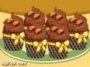 العاب طبخ اكواب الكعك بالفول السوداني 2015 - لعبة طبخ اكواب الكعك بالفول السوداني 2016