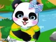 العاب تلبيس الباندا 2015 - لعبة تلبيس الباندا 2016
