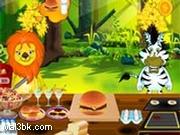 العاب مطعم الغابة 2015 - لعبة مطعم الغابة 2016