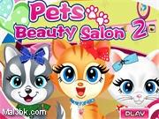 العاب صالون القطط 2015 - لعبة صالون القطط 2016
