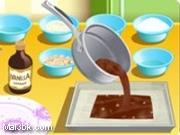 العاب تحضير كريمة الشوكولاتة 2015 - لعبة تحضير كريمة الشوكولاتة 2016