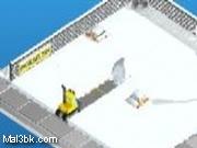 العاب سيارة الثلج 2015 - لعبة سيارة الثلج 2016