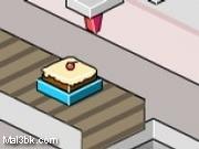 العاب مصنع الكيك الالي 2015 - لعبة مصنع الكيك الالي 2016