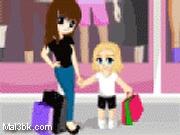 العاب تسوق البنات جديدة 2015 - لعبة تسوق البنات جديدة 2016