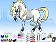 العاب تلبيس الحصان 2015 - لعبة تلبيس الحصان 2016