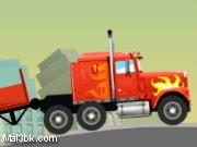 العاب شاحنة التوصيل 2015 - لعبة شاحنة التوصيل 2016