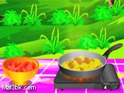 العاب طبخ افطار التورتيلا 2015 - لعبة طبخ افطار التورتيلا 2016