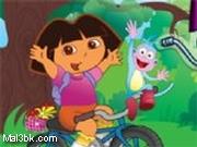 العاب دراجة دورا وموزو 2015 - لعبة دراجة دورا وموزو 2016