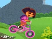 العاب دراجة دورا الهوائية 2015 - لعبة دراجة دورا الهوائية 2016