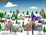 العاب ديكور مدينة الثلج 2015 - لعبة ديكور مدينة الثلج 2016