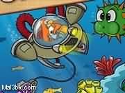 العاب تلوين عالم البحار 2015 - لعبة تلوين عالم البحار 2016