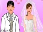 العاب تلبيس عروسة وعريس 2015 - لعبة تلبيس عروسة وعريس 2016