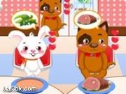 العاب مطعم الحيوانات الاليفة الجزء الثاني 2015 - لعبة مطعم الحيوانات الاليفة الجزء الثاني 2016