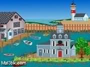العاب ترتيب القرية الساحلية 2015 - لعبة ترتيب القرية الساحلية 2016