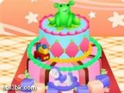 العاب طبخ وتزيين الكيك للاطفال الصغار 2019 - لعبة طبخ وتزيين الكيك للاطفال الصغار 2020