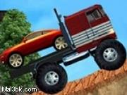 العاب شاحنة نقل السيارات 2015 - لعبة شاحنة نقل السيارات 2016