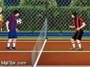 العاب تنس كرة قدم 2015 - لعبة تنس كرة قدم 2016