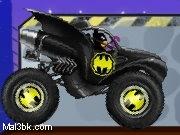 العاب سيارات باتمان 2015 - لعبة سيارات باتمان 2016