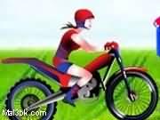 العاب دراجات بنات 2015 - لعبة دراجات بنات 2016